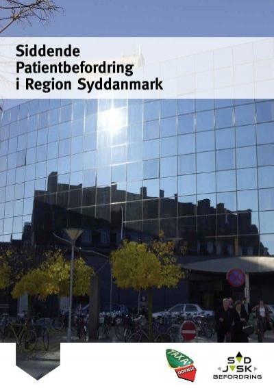 patientbefordring region midt