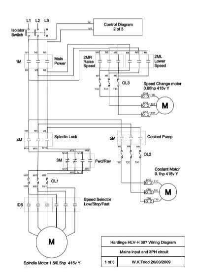 Hardinge Hlv-h 397 Wiring Diagram Pdf