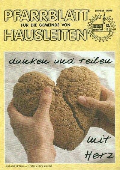 Gemeindezeitung - Marktgemeinde Hausleiten