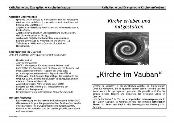 Kirche in aktion facebook