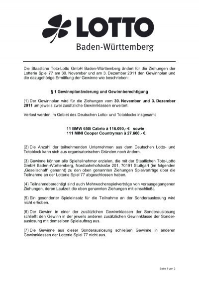 Toto Baden WГјrttemberg