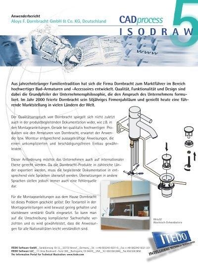 Aloys F. Dornbracht GmbH & Co. KG, Deutschland - MCG Service ...