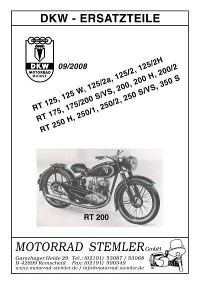 Bremsbowdenzug passend für DKW RT 250//2 schwarz
