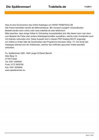 Zusatzdämpfer IFA Barkas B1000 Auspuff 2 Takt