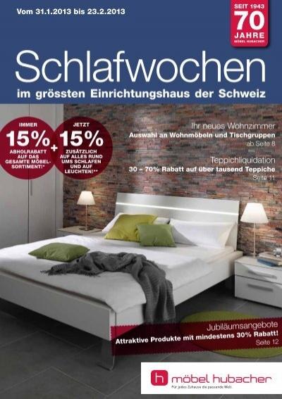 katalog als pdf herunterladen m bel hubacher. Black Bedroom Furniture Sets. Home Design Ideas
