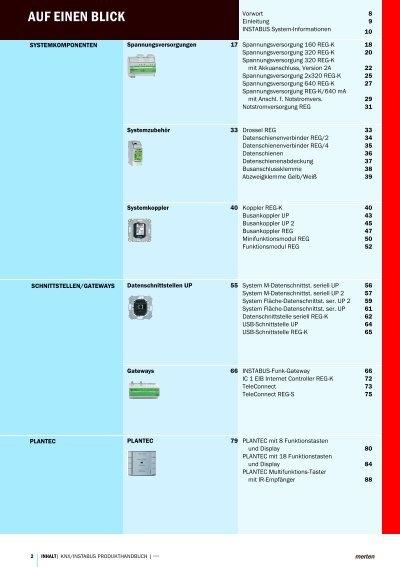 Merten KNX 623024 18 Tasten Mit Display