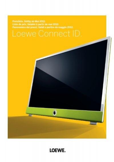 Loewe Connect ID. - Kern + Schaufelberger AG