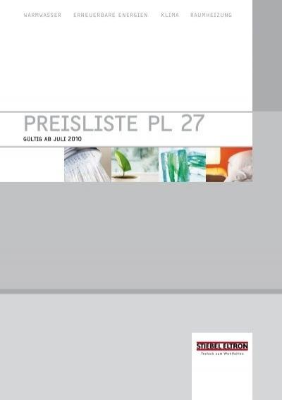 Stiebel Eltron Wandmontage-Set ACP 24 inkl Wanddurchführung