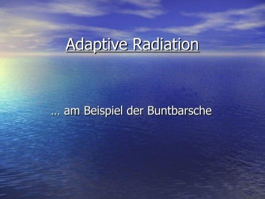adaptive radiation zoo rostock. Black Bedroom Furniture Sets. Home Design Ideas