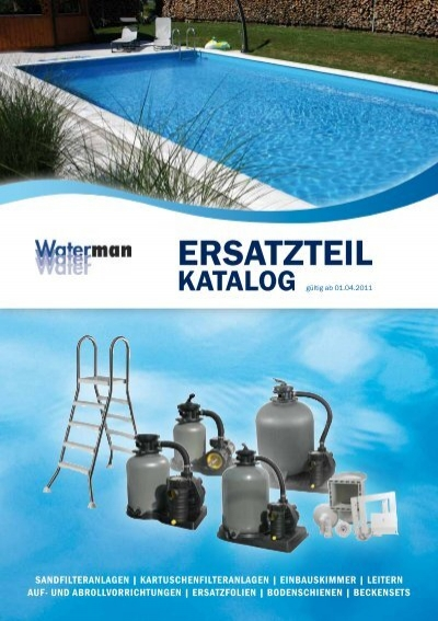 Waterman gmbh heinrich ot for Hellweg pool