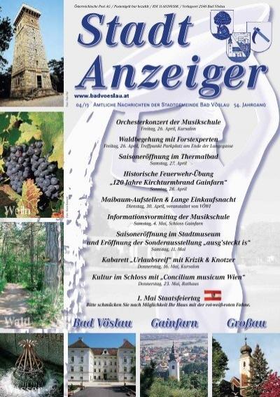 Partnerschaften & Kontakte in Bad Vslau - kostenlose