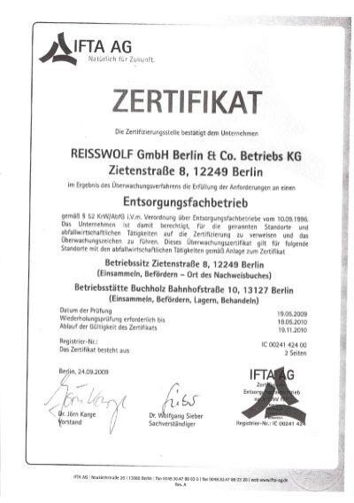Www.Reisswolf.De