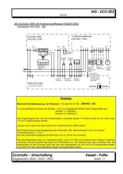 Buderus Ecomatic 4000 Schaltplan Pdf Download - losthealth