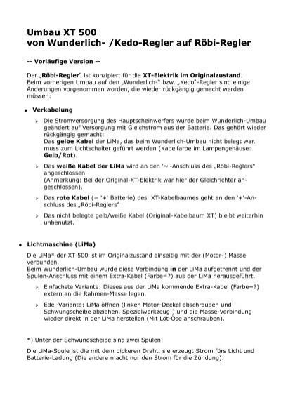 Fein Gm 1 Draht Lichtmaschine Verkabelung Ideen - Die Besten ...