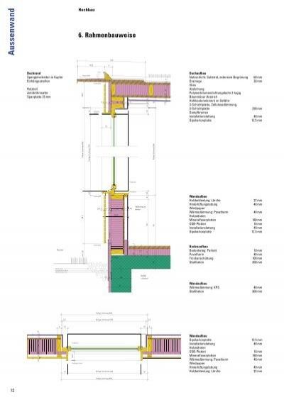 aussenwand 12 dachrand sp. Black Bedroom Furniture Sets. Home Design Ideas