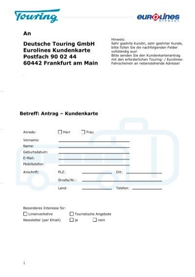 Antrag zur Kundenkarte - Falken - Apotheke Barrien