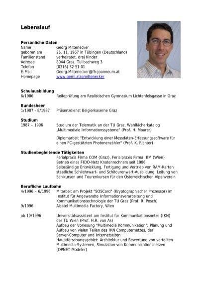 lebenslauf created by gemi 2001 - Familienstand Im Lebenslauf