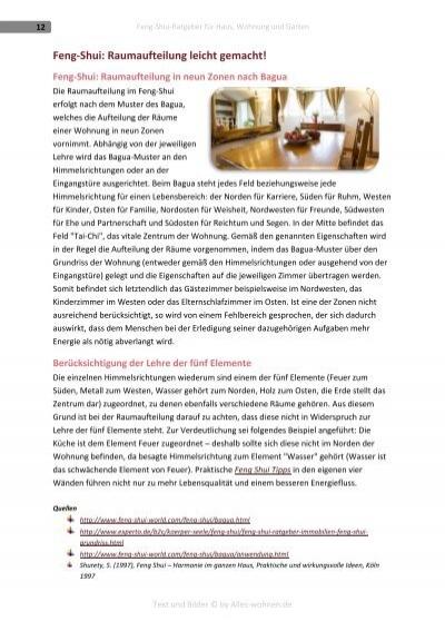 12 feng. Black Bedroom Furniture Sets. Home Design Ideas