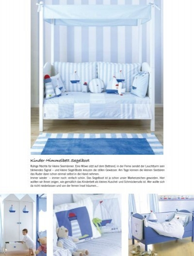 katalog segelboot baby annette frank. Black Bedroom Furniture Sets. Home Design Ideas