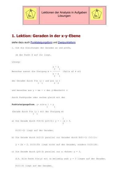 Aufgaben mit Lösungen (PDF Stand:24.02.2013)