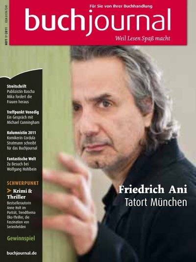 Friedrich Ani Tatort Munchen Boersenblatt Net