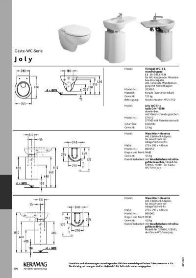 g ste wc serie j. Black Bedroom Furniture Sets. Home Design Ideas