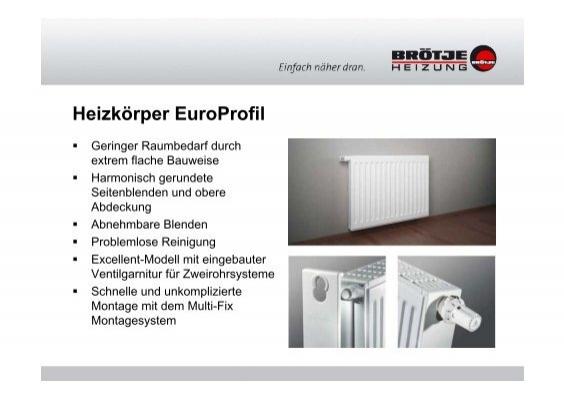 heizk rper europrofil g. Black Bedroom Furniture Sets. Home Design Ideas
