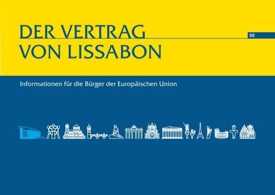 Der Vertrag Von Lissabon Europaforum Luxembourg