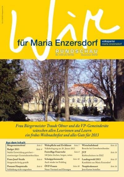 VP Maria Enzersdorf: Start