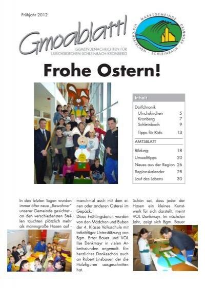 Ulrichskirchen-schleinbach studenten kennenlernen, Sankt