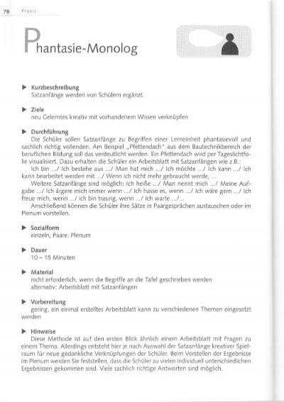 Methoden und Entwicklung. Teil 2 - Pädagogische Hochschule ...