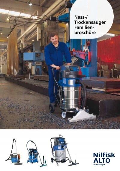 XC Verlängerungsrohr Saugrohr zu Nilfisk ATTIX 50-2M PC ATTIX 560-21 XC