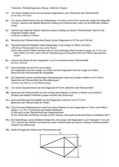 Parallelogramm der Seitenmittelpunkte eines Vierecks, analytisch