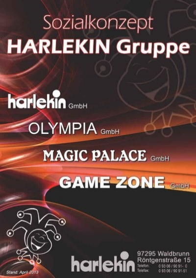 harlekin magic casino