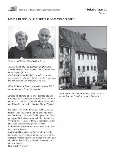 Arbeitsblatt 11