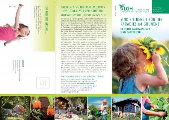 Horner Marsch Landesbund Der Gartenfreunde In Hamburg Ev