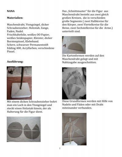 Gemütlich Maschendraht Und Seidenpapier Bilder - Der Schaltplan ...