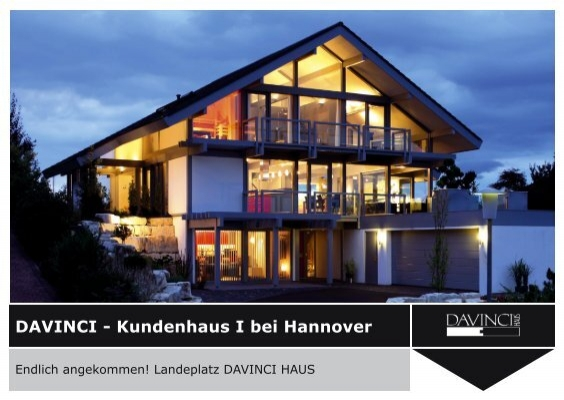 davinci kundenhaus i bei hannover davinci haus gmbh. Black Bedroom Furniture Sets. Home Design Ideas