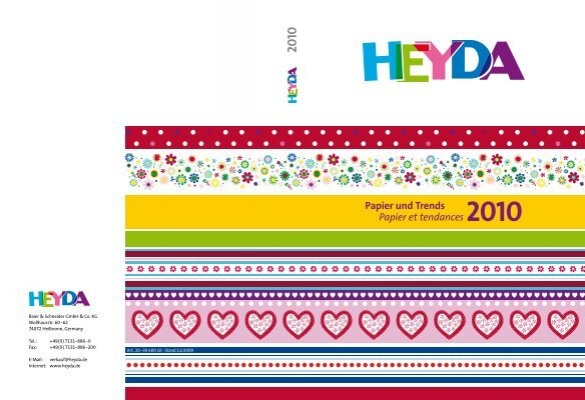 """grün HEYDA Motivstanzer XL /""""Inch-Quadrat/"""" Farbe"""