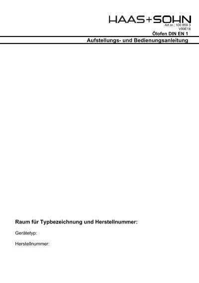 Haas/&Sohn unterer Brennerring für Werkstattölofen Duisburg 465.10 neu