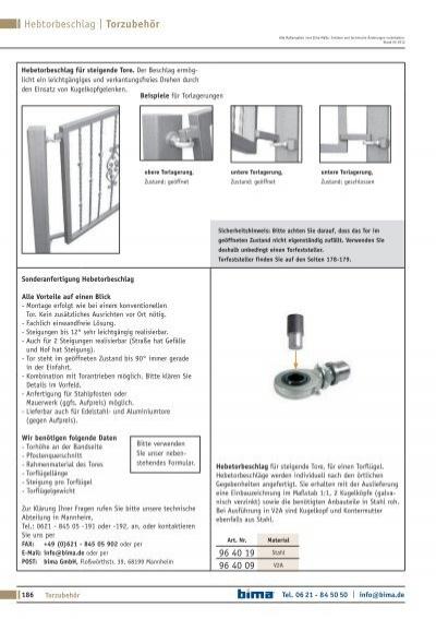 hebtorbeschlag. Black Bedroom Furniture Sets. Home Design Ideas