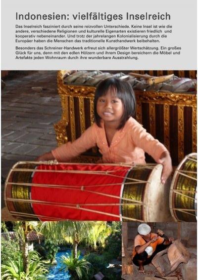 Indonesien vielfältiges