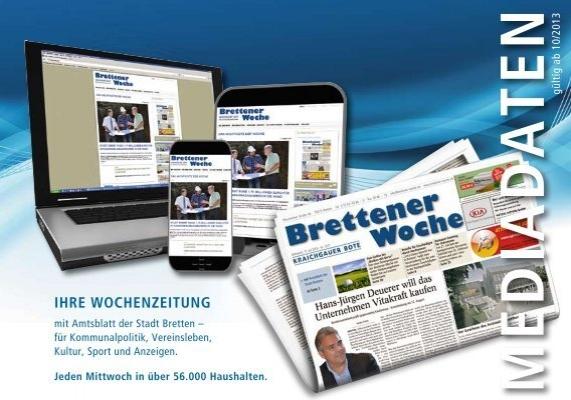 Brettener Woche Zeitung