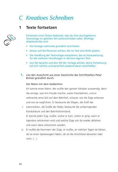 C Kreatives Schreiben 1 Texte fortsetzen - Buch.de