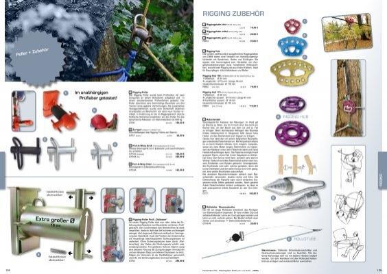 Klettergurt Rigging : Riggingplatte rock exotica ufo