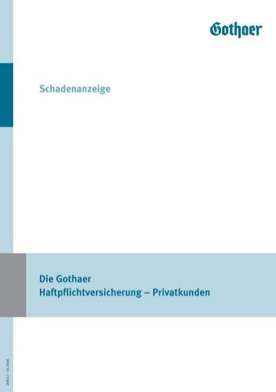 Haftpflichtversicherung: Jetzt informieren | Gothaer