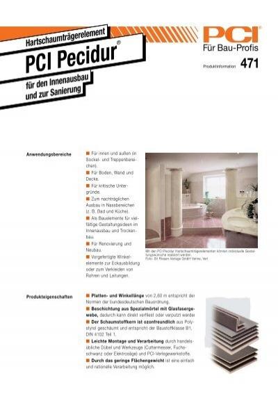 brosch re w rmed mmplatten halmburger gmbh. Black Bedroom Furniture Sets. Home Design Ideas