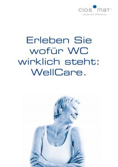 Erleben Sie Wofa R Wc Wirklich Steht Wellcare Closomat