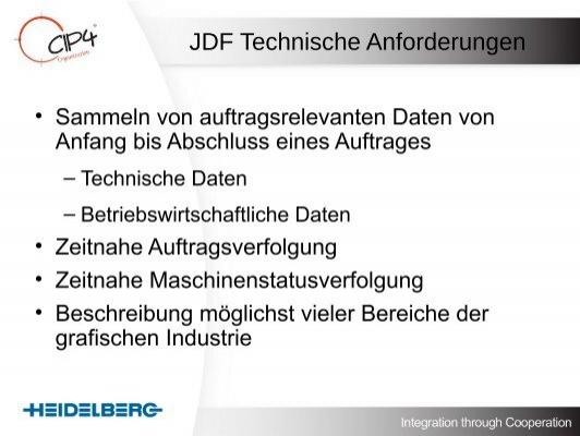 jdf specification 1.5 pdf