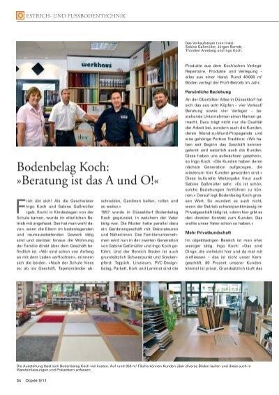 Bodenbelag Koch Düsseldorf artikel lesen bodenbelag koch düsseldorf